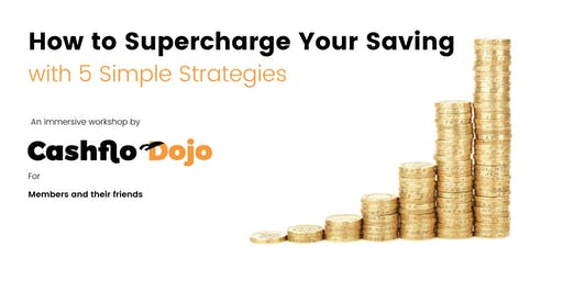 Supercharge Your Saving with 5 Simple Strategies