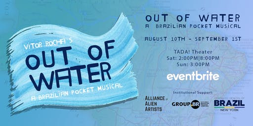 Out Of Water - A Brazilian Pocket Musical
