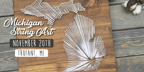 Ladies Night Out String Art Party - Trufant tickets