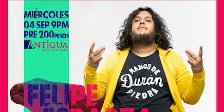 Felipe Esparza - Stand Up en Español tickets
