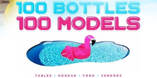 100 Bottles 100 Models Mansion Pool Party