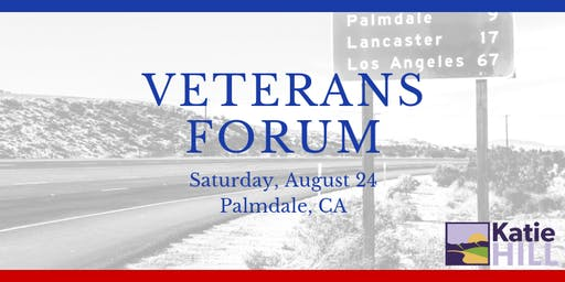 Veterans Forum