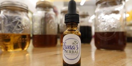 Intro to Herbal Medicine tickets