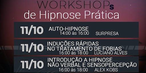 Workshops HipnoBahia - Hipnose Prática