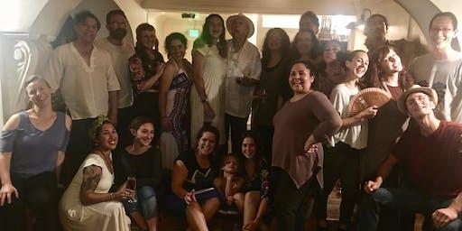 Juan del Gastor Fiesta-Style Workshop TUESDAY 8/27