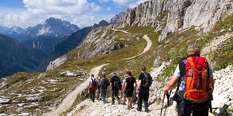 RHB Adult Expeditions - Alta Via 1, Italy tickets
