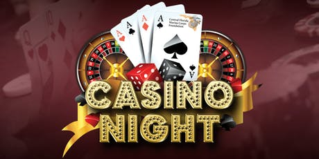 Inaugural Casino Night tickets