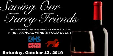 FIRST ANNUAL WINE & FOOD EVENT tickets