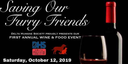 FIRST ANNUAL WINE & FOOD EVENT