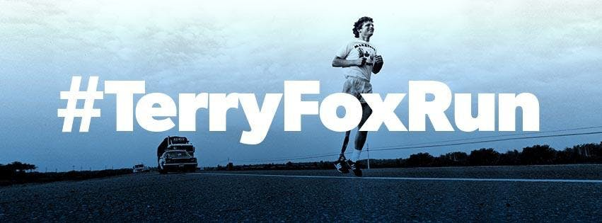 Terry Fox Run Calgary