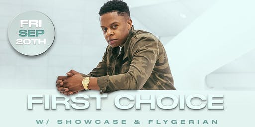 Power 105.1's   DJ First Choice