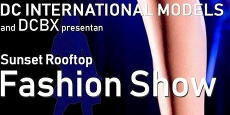 Sunset Rooftop Fashion Show 2019 tickets