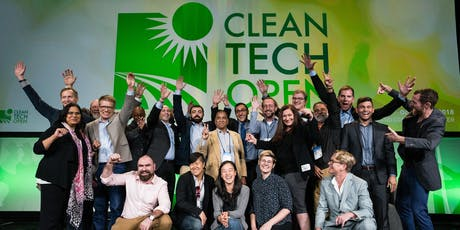 Cleantech Open West 2019 Awards & Innovation Showcase (Main event Oct. 24) tickets