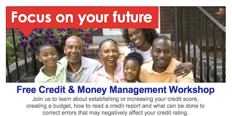 Credit and Money Management Workshop tickets