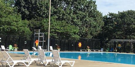 Weekly Poolside Yoga / Cool Pools tickets