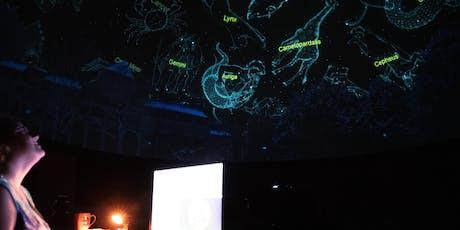 Nov 22 7:00 Planetarium Show tickets