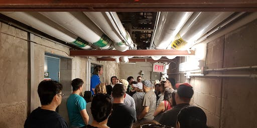 August Tunnel Tour: History of the Lakeshore Psychiatric Hospital