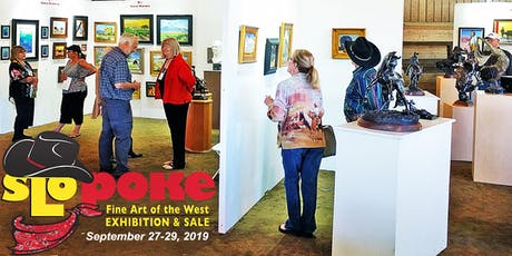 SLOPOKE 2019: Art of the West Exhibition tickets
