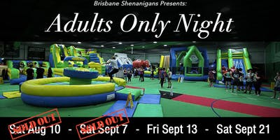 Adults Only Inflatable World