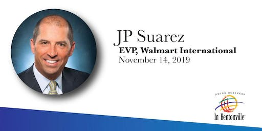 2019 Fall Speaker Series | featuring JP Suarez