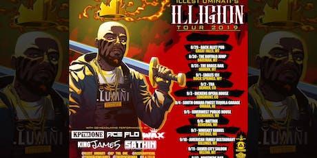 Illest Uminati #Illigion Tour - Milwaukee, WI tickets