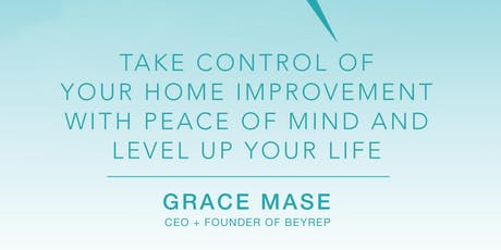 Revivify Your Home with Grace Mase tickets