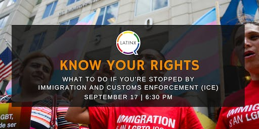 Know Your Rights: What to Do if You're Stopped by Immigration and Customs Enforcement (ICE)