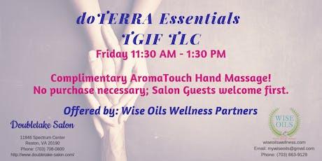 TGIF Essential TLC! tickets
