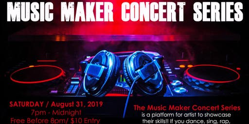 The Music Maker Concert Series