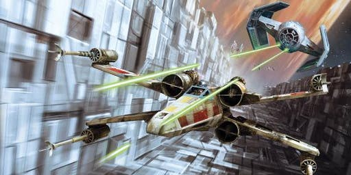 X-Wing Hyperspace Trial 2019