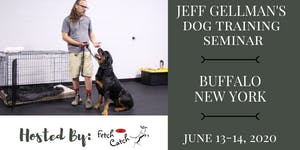 Buffalo, NY - Jeff Gellman Seminars - 2 Day Dog...