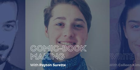 Comic-Book Making (4 sessions) tickets