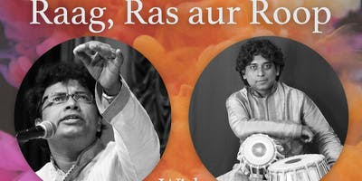 Raag, Ras aur Roop Concert with Anol Chatterjee accompanied by Indranil Mallick