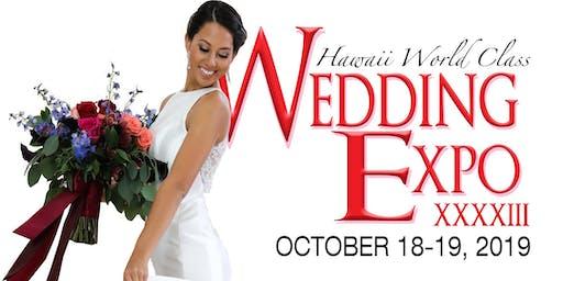 Hawaii World Class Wedding Expo