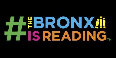 #TheBronxisReading Book Club tickets