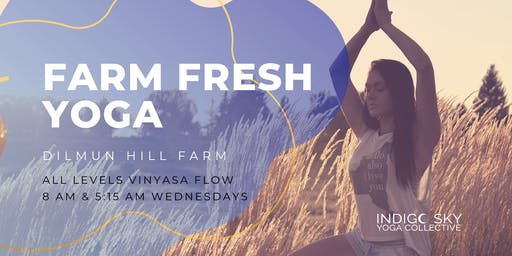 Farm Fresh Yoga - Dilmun Hill Organic Student Farm