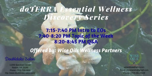 Essential Wellness Discovery Series