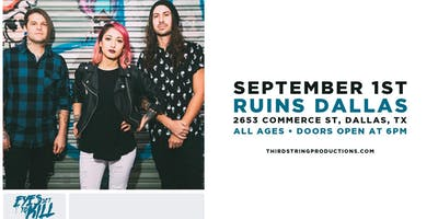 Eyes Set To **** at Ruins in Dallas