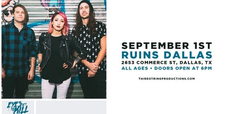 Eyes Set To Kill at Ruins in Dallas tickets