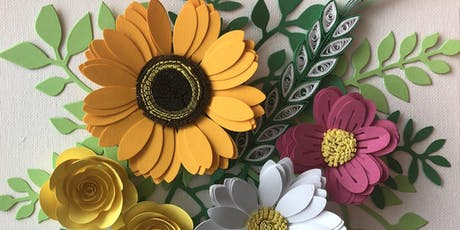 Paper Quilling Workshops tickets