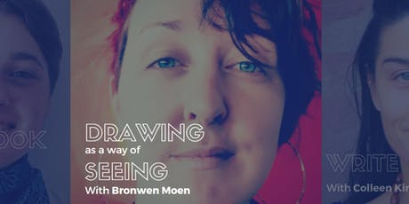 Drawing as a way of Seeing (4 sessions) tickets