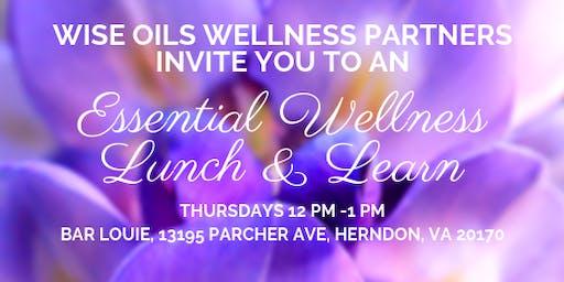 Essential Wellness Lunch & Learn