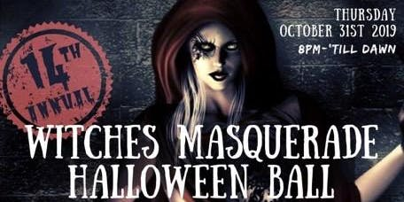 14th Annual NYC Witches Masquerade Halloween Ball
