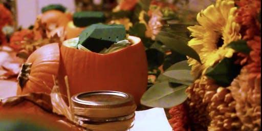 Blossoms & Brunch Pumpkin Petal Party®