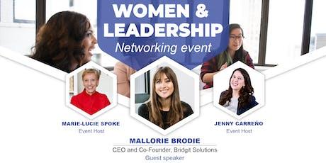 Women & Leadership Series tickets