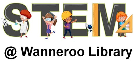 STEM Challenge @ Wanneroo Library - Robot Hands tickets