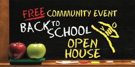 FREE Back To School Community Event Weston tickets