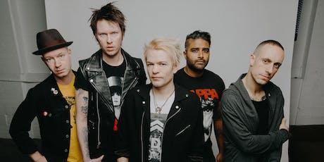 Sum 41: Order In Decline Tour tickets