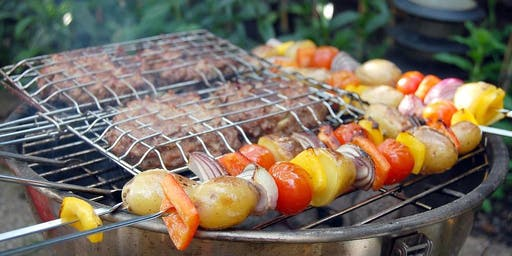 Barbecue fundraiser