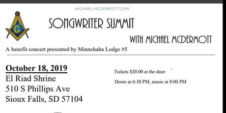 Songwriter Summit tickets
